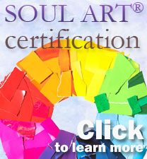express your creativity - learn about the soul art certification
