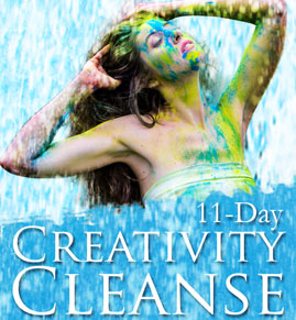 Laura Hollick's Creativity Cleanse