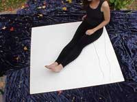 body tracing photo
