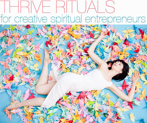 Soul Art TV: Thrive Rituals for creative spiritual entrepreneurs